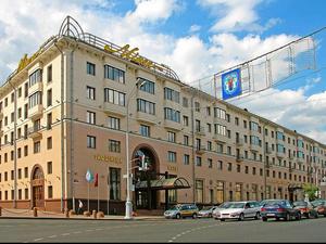 Гостиницы Беларуси